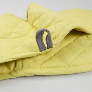 Double Oven Glove - Yellow