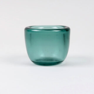Handmade Glass Tealight Holder - Amulet
