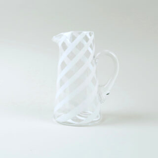 benefield filigrana jug ribbon
