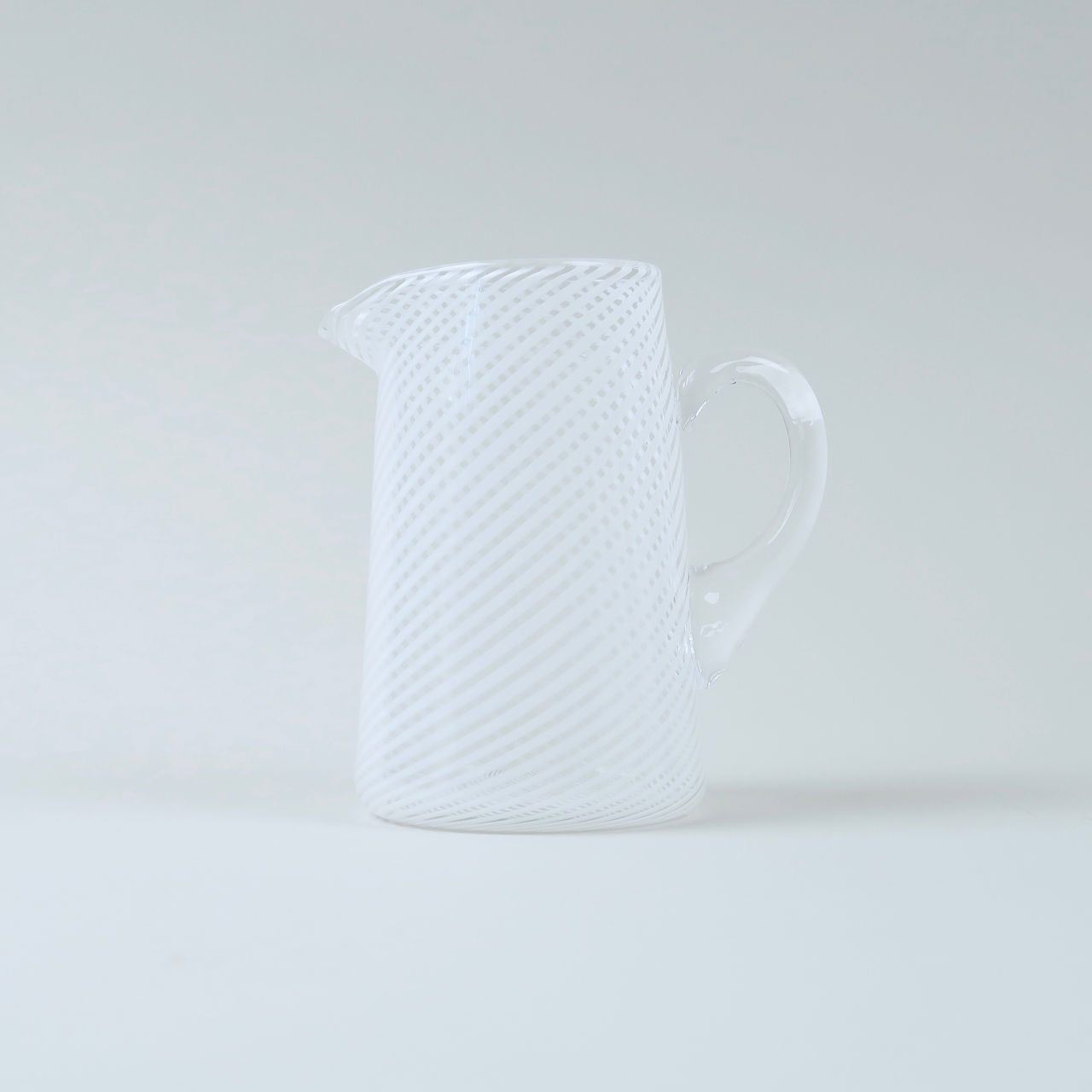 benefield small spiral filigrana jug
