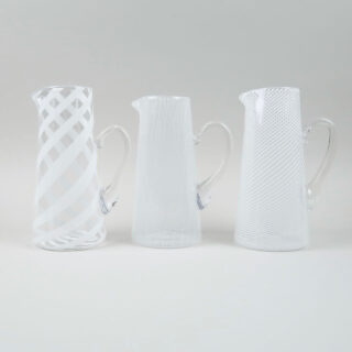 Large Filigrana Jug - Ribbon