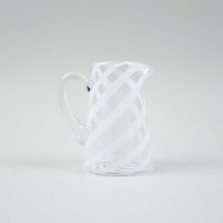 Small Filigrana Jug - Ribbon