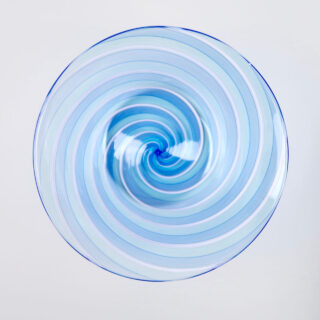 Ocean Series Glass Bowl