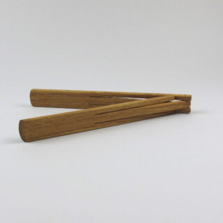 Bentwood Tongs Oak Kitchen Tongs Made In The Forest Of Dean Cobwt 4