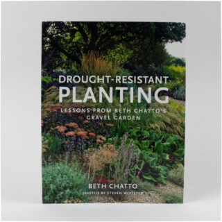 beth chatto drought resistant planting book 01