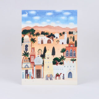 Bethlehem Advent Calendar by Claire Winteringham
