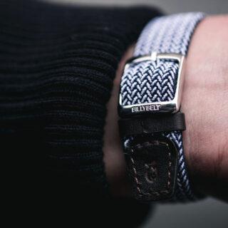 BillyBelt Bogota woven watch strap