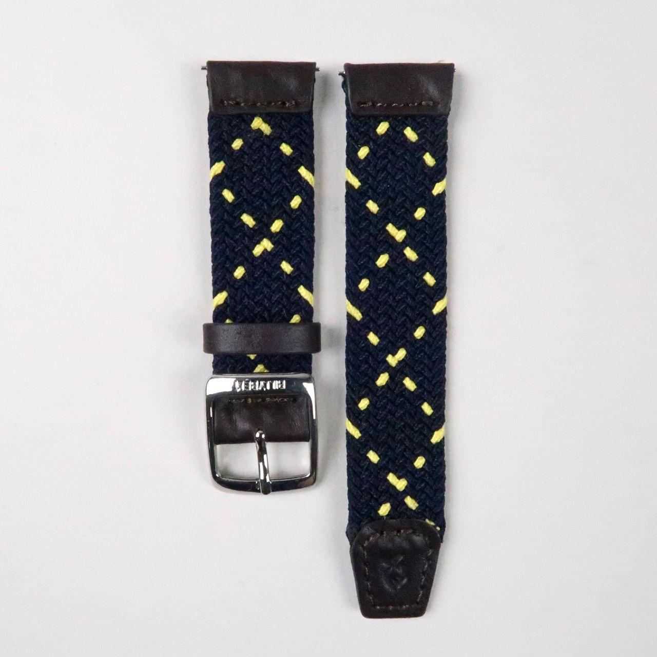 BillyBelt Oslo woven watch strap