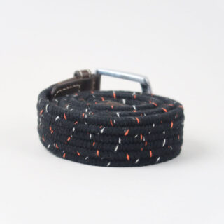 BillyBelt Club Black Pepper Woven Belt