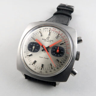 Breitling Top Time Ref. 2211 steel vintage chronograph, circa 1969