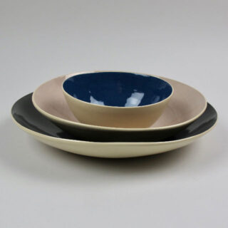 Small Bowl by Brickett Davda, handmade in East Sussex