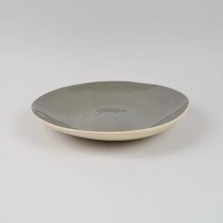 Pasta Plate by Brickett Davda, handmade in East Sussex