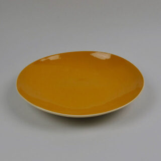Pasta Plate by Brickett Davda, handmade in East Sussex