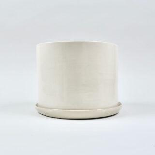 Planter by Brickett Davda - Milk