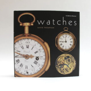 British Museum Press Watches By David Thompson The British Museum Bbwdt V02