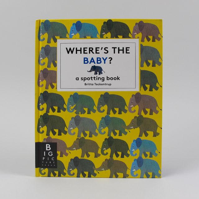 Where's The Baby - Britta Teckentrup