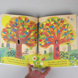 Tree, Seasons Come, Seasons Go - Britta Teckentrup