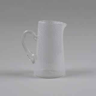 Filigrana Handblown Glass Jugs made in Northern Ireland