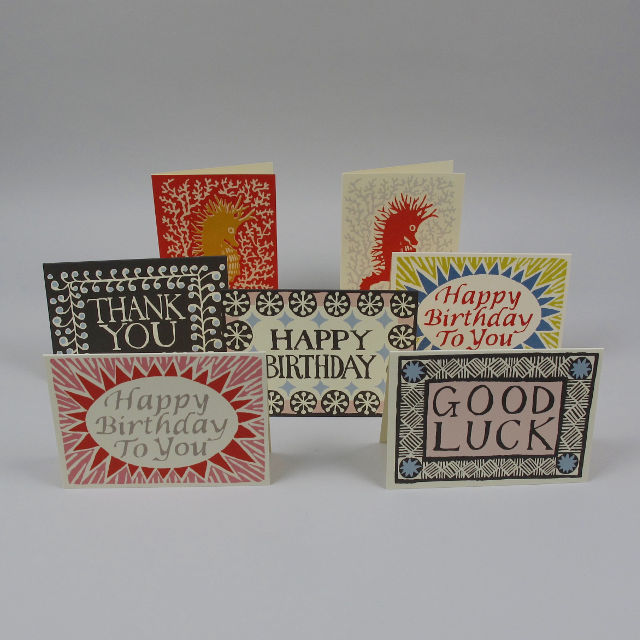 Greetings Cards by Cambridge Imprint