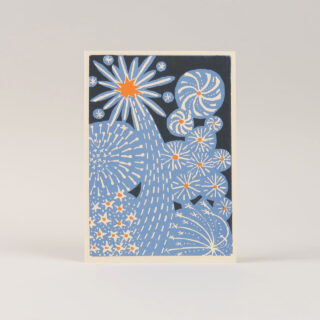 Pack of 10 Fireworks Cards