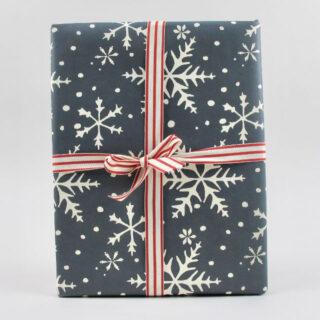 Snowflake Giftwrap - Cambridge Imprint for Kettle's Yard