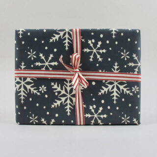 Snowflake Giftwrap - Cambridge Imprint for Kettle's Yard