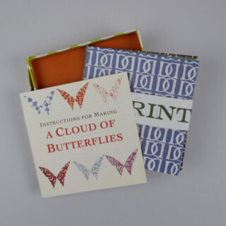 Cloud of Butterflies Origami Kit