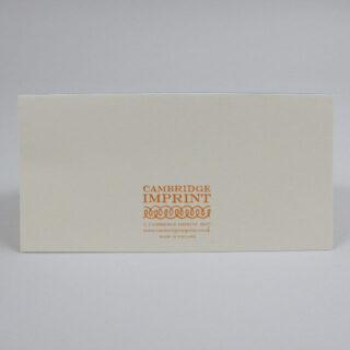 Friendly Lions Long Card by Cambridge Imprint