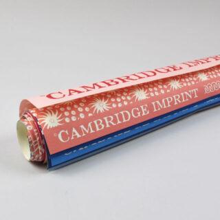 Cambridge Imprint - Gift Wrap