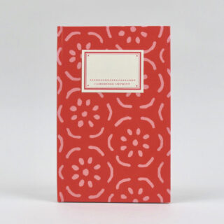Hardback Notebook - Pear Halves
