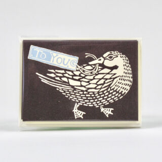 To You Duck - pack of 6 small cards