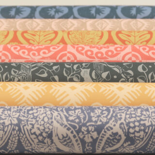 Peggy Angus Patterned Paper for Cambridge Imprint