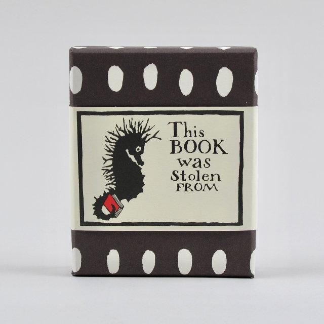 Seahorse Bookplates