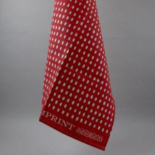 Patterned Tea Towel