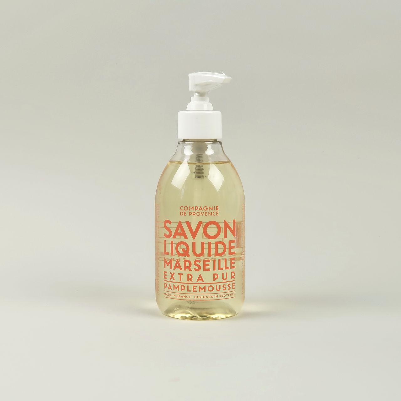 Savon Liquid Marseille - 300ml - Pamplemousse