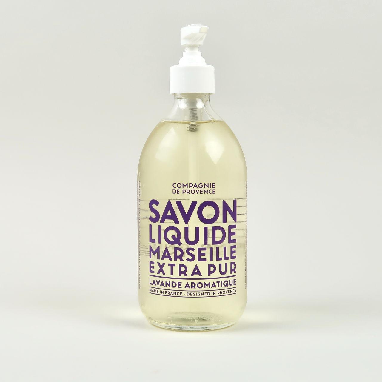Savon Liquid Marseille - 495ml - Lavande