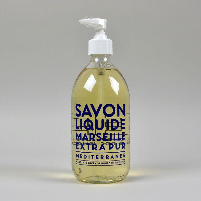 Savon Liquide Marseille - 500ml - Mediterranee
