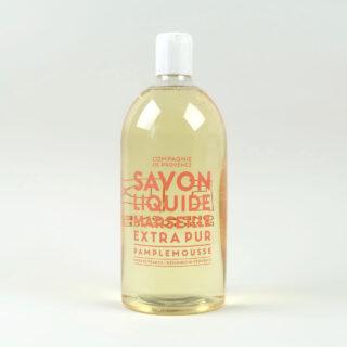 1 Litre Refill Bottle - Pamplemousse Liquid Soap