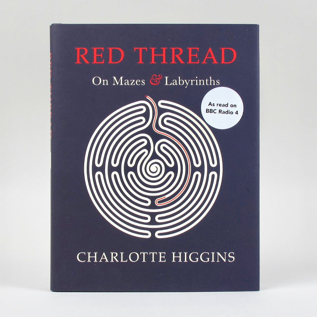 Red Thread - Charlotte Higgins