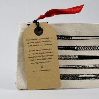 Pens - Screenprinted Pencil Case