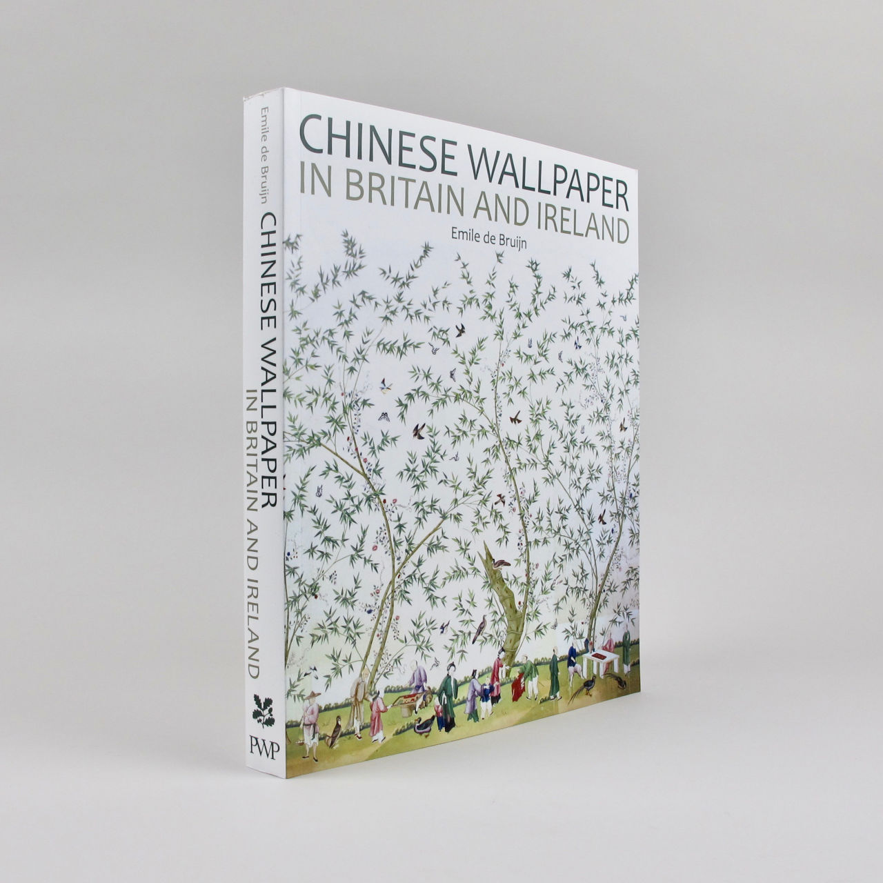 Chinese Wallpaper in Britain and Ireland - Emile de Bruijn