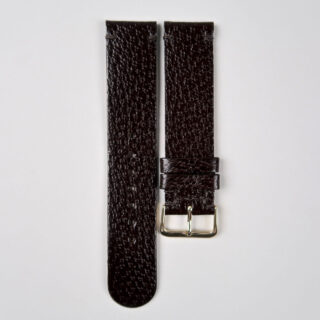 Christopher Clarke for Black Bough handmade wild boar watch strap