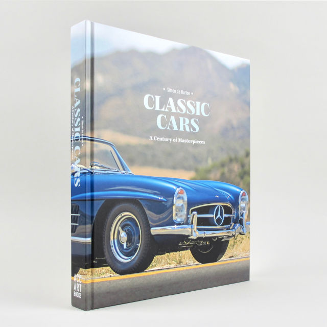 Classic Cars - Simon de Burton