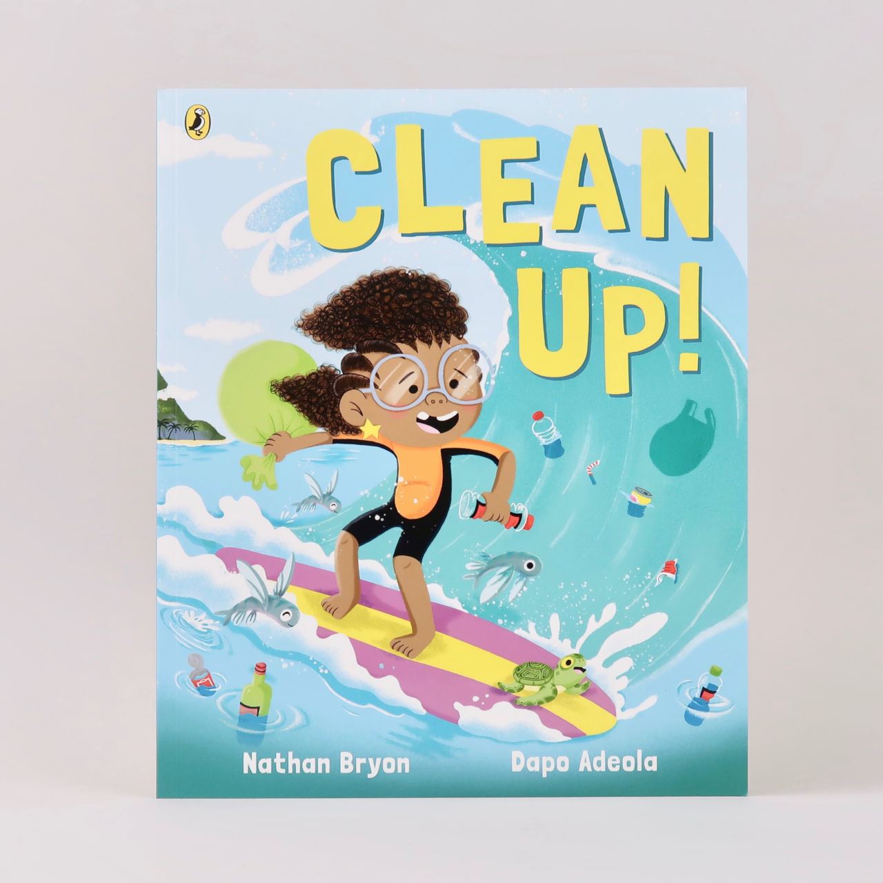 Clean Up! - Nathan Bryon & Dapo Adeola