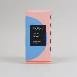 Easter Spice Dark Chocolate