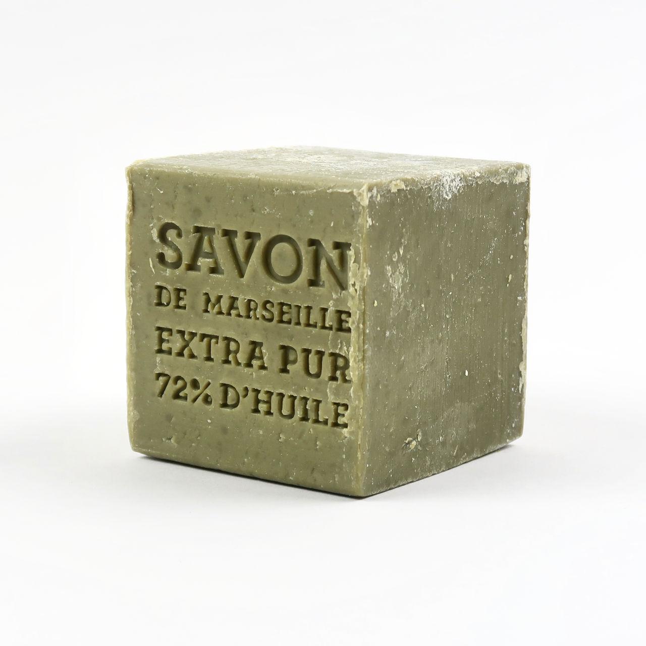 Savon Marseille Cube - Olive