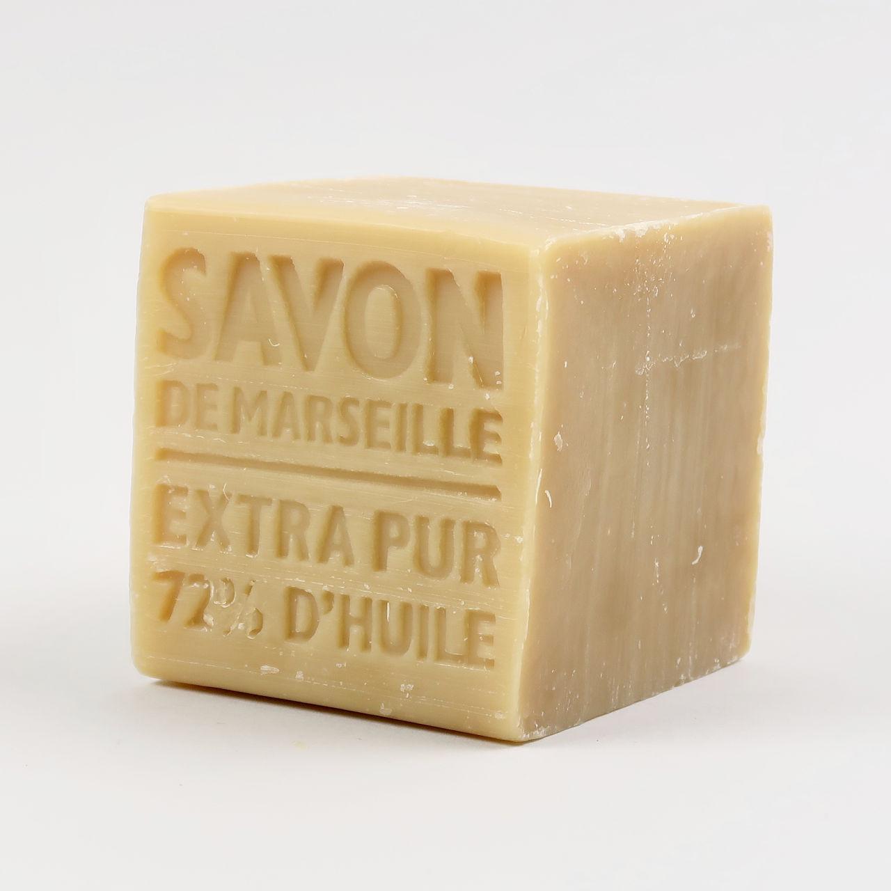 Savon Marseille Cube - Fragrance Free