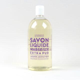 1litre Refill Bottle - Lavande Liquid Soap
