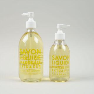 Savon Liquid Marseille - Mimosa Flower