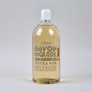 1 Litre Refill Bottle - Bois D'Olive Liquid Soap